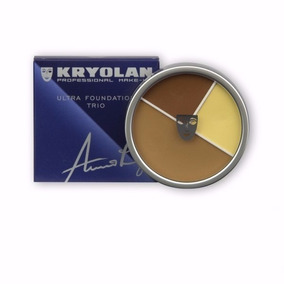 Ultra Foundation Trio - Kryolan Original....