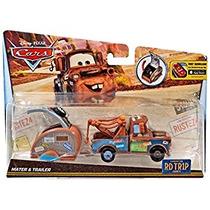 Juguete Disney / Pixar Cars, Condado Carburador Viaje W10