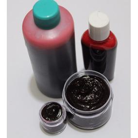 Sangre Liquida Para Maquillaje Y Caracterización