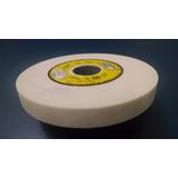 Rebolo Branco Para Afiação 6 Pol Grão Aa 250 - 280 - 320