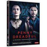 Pack Dvd Penny Dreadful - Primera Temporada - 3 Dvd´s