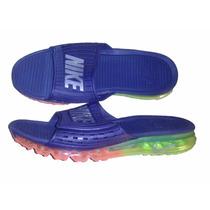Sandalias Ojotas Nike Air Max Hombre Originales Chancletas