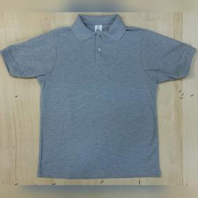 Chemises Franelas Camisas Gris Melange Negro Blanco Marino