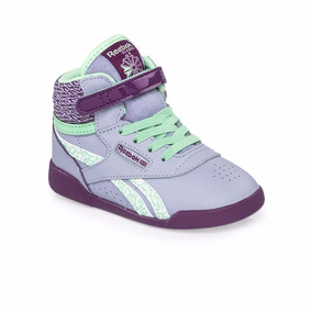 Zapatillas Reebok Freestyle Hi Surfs Up Bebe