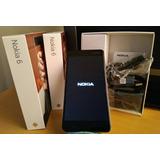 Nokia 6 / 3gb Ram Pantalla 5.5 Full Hd Nuevo De Caja Sellada