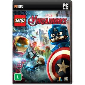 Jogo Lego Marvel Vingadores Pc