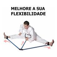 Aparelho Para Alongamento E Aumento Da Abertura De Pernas (espacate Lateral) Flexibilidade Artes Marciais Tkd Mma