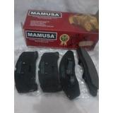Pastillas De Freno 7072 Mamusa Ford Ltd/zhephir/mustang Del