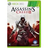 Juego Para Xbox 360 Assassins Creed Ii - Arenas Game