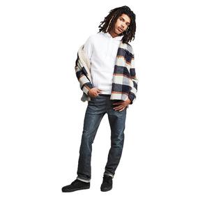 Calca Levis 569 Azul Tamanho - Calças Jeans Masculino no Mercado ... 856e79607db
