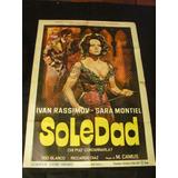 Soledad ( Esa Mujer) - Sara Montiel