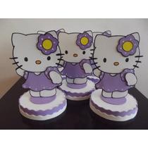 Centros Mesa-souvenirs De Kitty En Goma Eva Min 5u