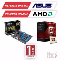 Kit Amd Fx-8350 4ghz 16mb Black Edition + Asus M5a97 Le R2.0