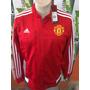Chamarra Adidas Manchester United D Inglaterra 100%original