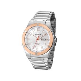 Relógio De Pulso Magnum Masculino Automatico Ma33862q - Loja