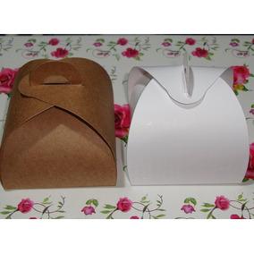 Caixas/embalagens Para Bem Casados-100 Unidades