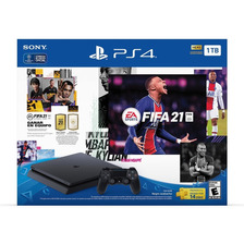 Consola Ps4 Playstation 4 Slim 1 Tb Fifa 21 Físico