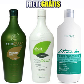Progressiva Definitiva Ecoplus + Let Me Be Sem Formol 3x1l