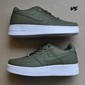 Nike Air Force One Para Damas (af1)