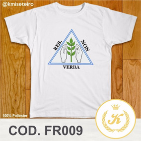 Camiseta Maçonaria - Apj - Apjotista