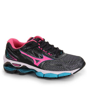 Tênis Running Feminino Mizuno Wave Creation 19 - Chumbo