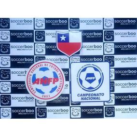 Parches Liga Chilena Chile Colo Colo U Catolica Tu Eliges