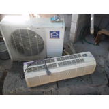 Aire Acondicionado Split Luz220v+ Gas + Control + Protector
