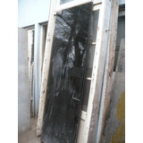 Puerta Blindex Fume 80 X 230 2 Unidades