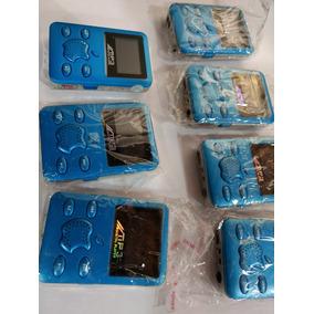 Kit 7 Unid Defeito Para Peça Mini Mp3 Azul Melhor Preço