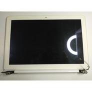(defeito) Tela Apple Macbook White A1342 P/ Peças / Carcaça