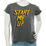 Remera Start Me Up Rolling Stones Converse Sport 78