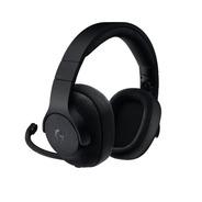 Logitech Audífonos Gamer G433 7.1 Negro