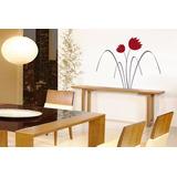 Adesivo Tulipa - Mudo Minha Casa