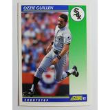 Barajita Ozzie Guillen White Sox 1992 Score92
