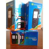 Telefono Celular Basico Snap Smooth Mini Doble Sim