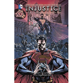 Injustice- Gods Among Us- Year Two Vol. 1