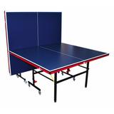 Mesa De Ping Pong Miyagi 18 Mm Importada - Profesional