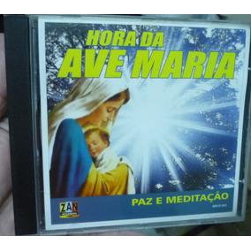Versões musicais Ave Maria CD ORIGINAL