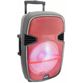 Velikka Bocina Amplificada Karaoke Bluetooth Mic Vkk-155l Ro