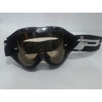 Oculos Trilha Cross Moto Progrip Preto