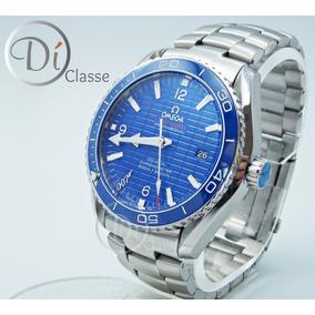 Reloj Omega Seamaster Azul Skyfall 007