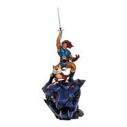 Lion-o E Snarf - Thundercats Bds Art Scale 1/10 Iron Studios