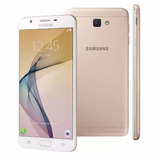 Celular Galaxy J7 Prime G610m 32gb 13mp 4g Tela 5.5 Dourado