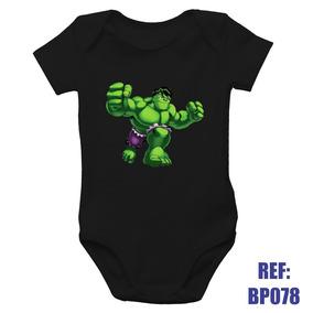 classic avengers hulk roupas de bebê no mercado livre brasil