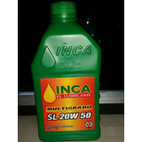 Aceite 20w50 Inca Mineral