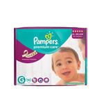 Pañales Pampers Premium Care 90 Unidades Talla Grande