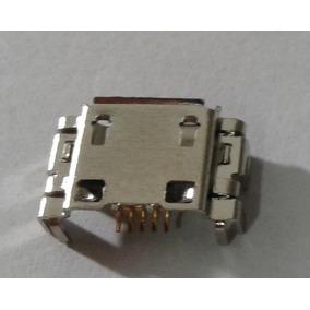 Conector Carga Micro Usb Multilaser M7s Quad Core Original
