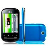 Smartphone Optimus Me 2g 512mb P350 Usado Nota Fiscal 0776