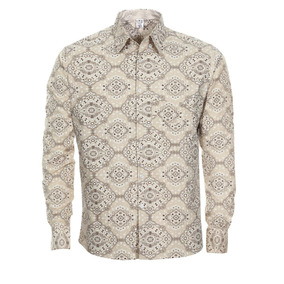 Camisa Social Slim Fit Carrara - Exclusiva