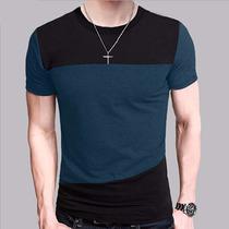 Camiseta Urbana Moda Casual Ropa Fashion Corte Slim Fit